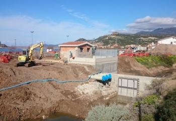Bosa - Impianto idrovore