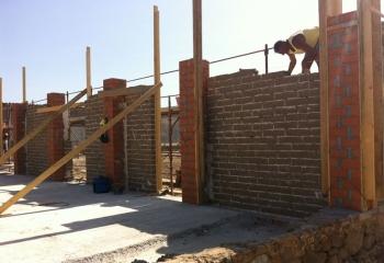 Solarussa - muratura ladiri
